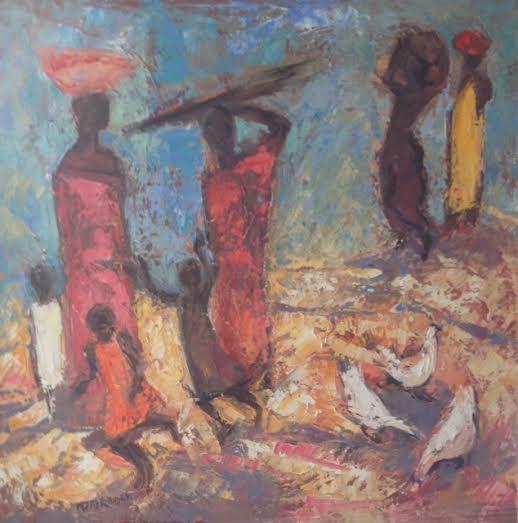 Zimbabwean artist