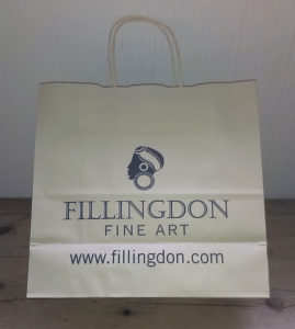 Fillingdon Fine Art bag