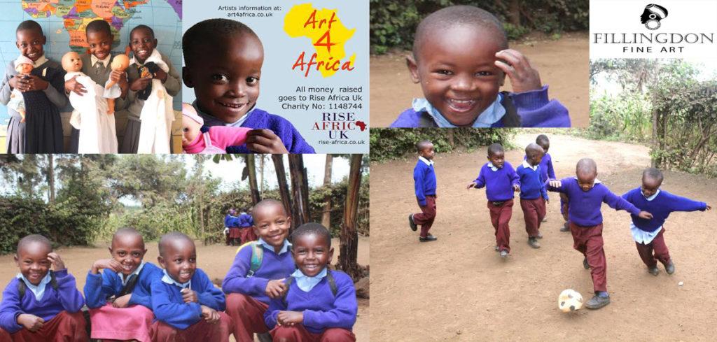 Tanzanian orphans