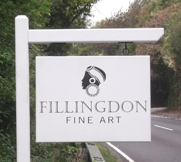 gallery sign