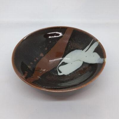 small tenmoku glaze