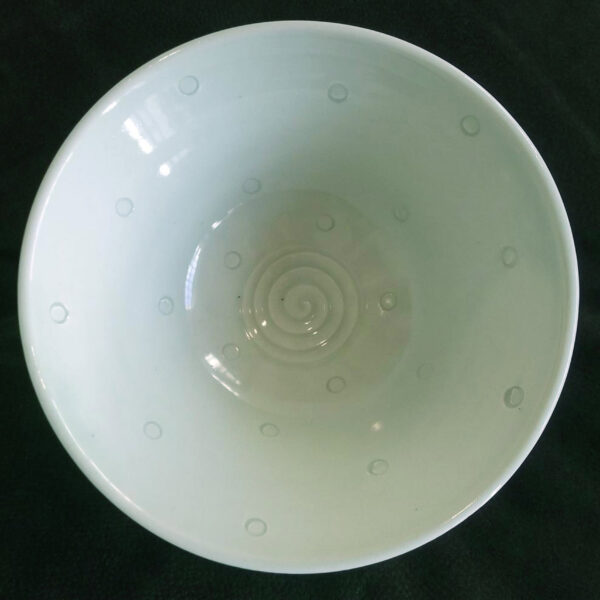 small circles bowl