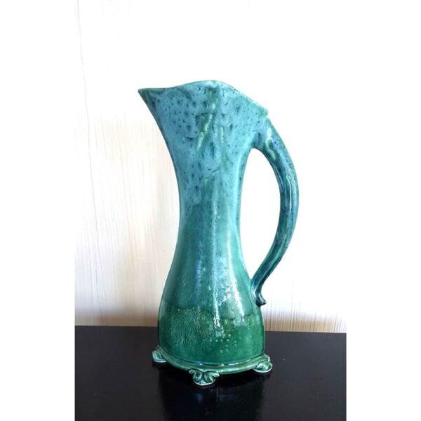 tall green jug