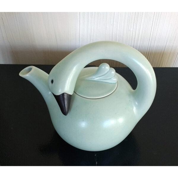 goose teapot