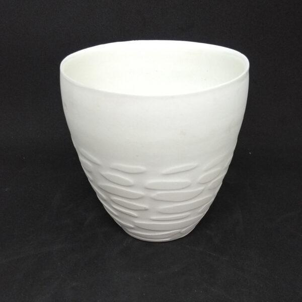 small white bowl