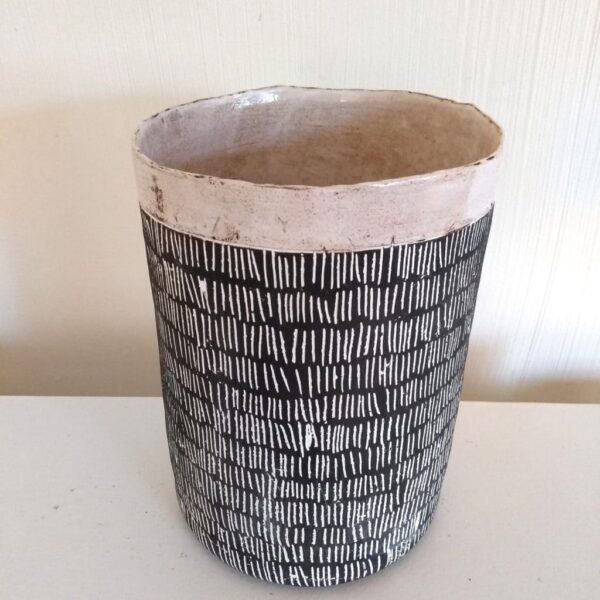 chunky vase