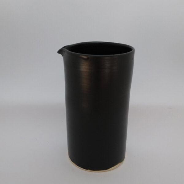 tall black jug