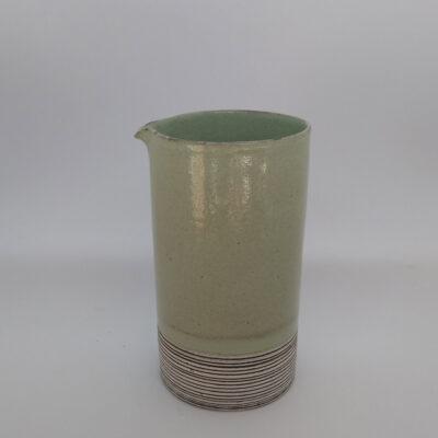 pale green jug