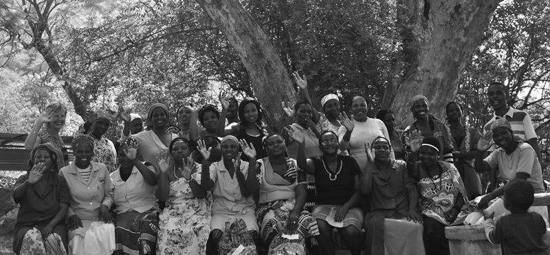 Tsandza Weaving