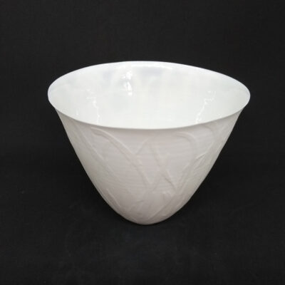 pure white bowl